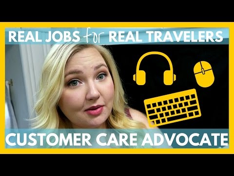 Customer Care Advocate | Work From The Road | Real Jobs For Real Travelers