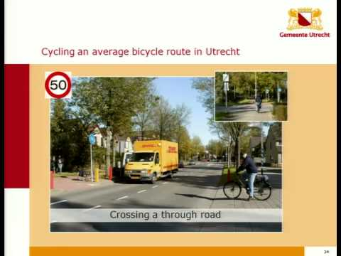 Lessons from Utrecht: Connecting Bicycle and Rail Networks