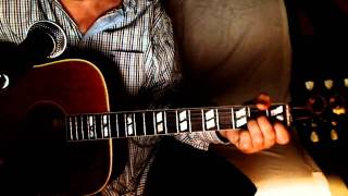 No Milk Today ~ Herman´s Hermits ~ Acoustic Cover w/ Gibson Hummingbird 1964 Video