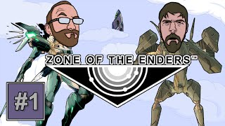 Zone Of The Enders: The Strangest Multiplayer - Part 1 - Game Devs Play Games