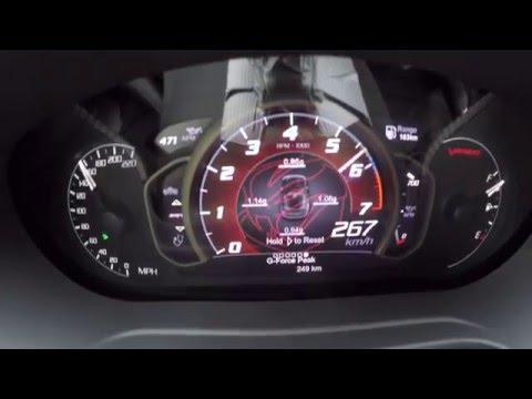2016 Dodge Viper ACR - Acceleration & High Speed Runs (Autobahn)