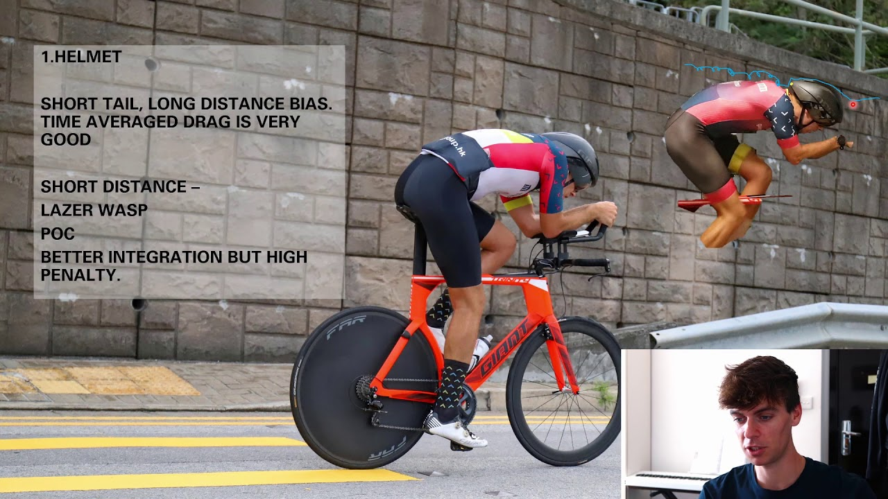 TT position - High Hands Vs Low Hands. Time Trialling and Hambini response