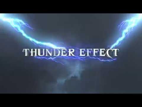 ArtStation - Thunder (Lightning) Effect & VFX + Sound Design