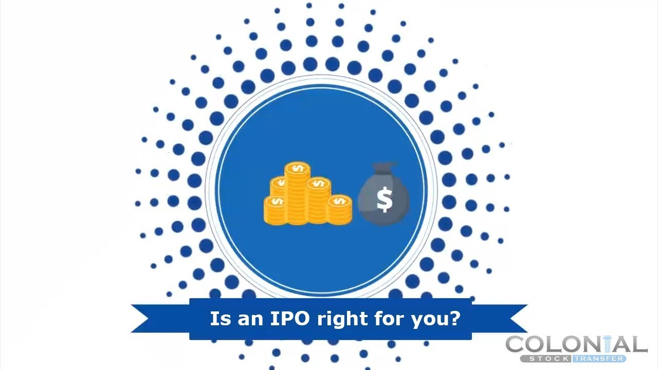 Is an IPO right for you? - Video