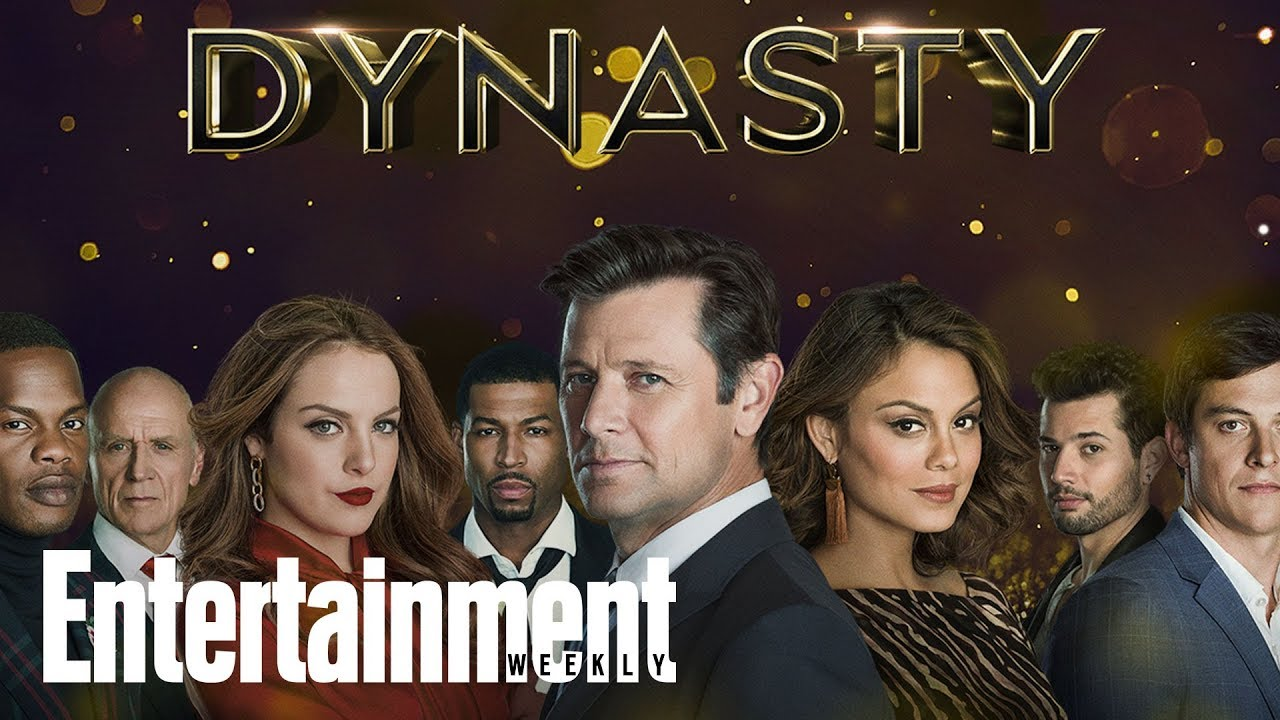 Cast Dynasty Characters