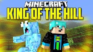 Minecraft PvP Map: KING OF THE HILL - YOUTUBER PvP Map EVENT [2/3] thumbnail