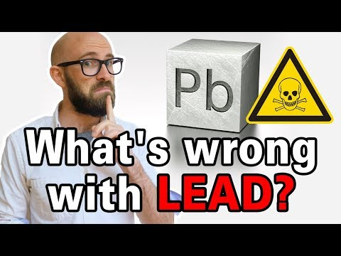 Lead Poisoning and Health Problems