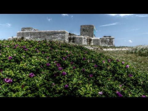 Bunker Atlantikwall Karte.Blavand 2016 Danemarktour Lost Places Atlantikwall Bunkertour