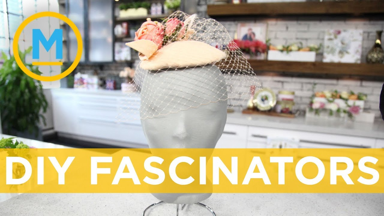 Look like a royal with these simple do it yourself fascinators look like a royal with these simple do it yourself fascinators your morning solutioingenieria Gallery
