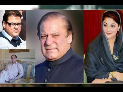 Pakistan PM Nawaz Sharif's Family Hits Back After Panama Papers Leak