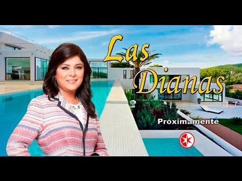 Telenovela Las Dianas con Victoria Ruffo y Danna Garcia 2016