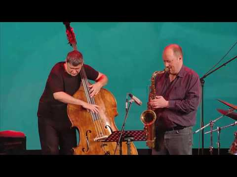 "Marcin Wasilewski Trio with Joakim Milder - ""Sudovian Dance"", live @ Skopje Jazz Festival 2016"