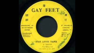 The Ethiopians - Stay Loose Mama [1967]