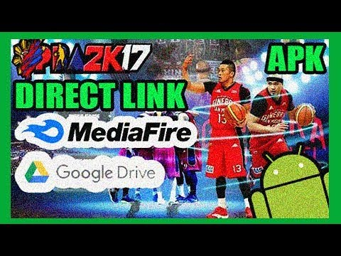 How To Download PBA 2k17 Android (Offline Installer) Tutorials | WORKING 100% APK+OBB FILE DATA Free