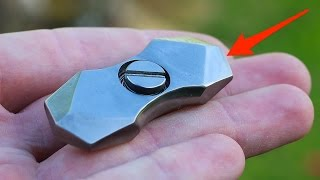 The Ultimate Fidget Spinner