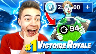 1 KILL = 4'000 V-BUCKS sur FORTNITE ! 🤑