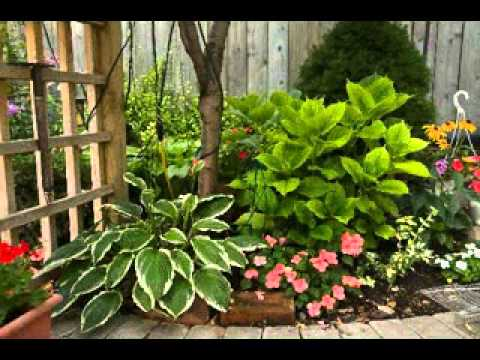 DIY Decorating ideas for Backyard garden - YouTube on Diy Back Garden Ideas  id=13932