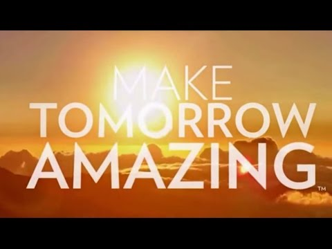 Make Tomorrow Amazing with the Shaklee LIFE Plan