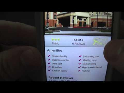 Last Minute Hotel Deal Finder [iPhone/iPad App]