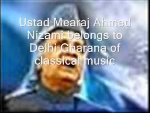 Man Kunto Maula   Ustad Meraj Ahmed Nizami   YouTube