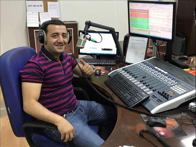 Aqil Acalov Radio Arza 103 3 Fm