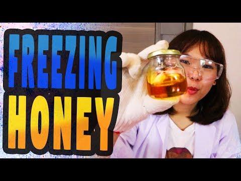 Freezing Honey - Can You Freeze Honey?
