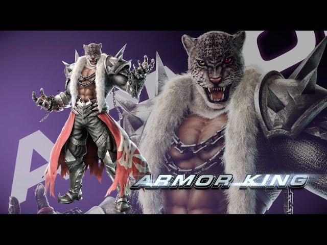 Tekken 7 Season 2 Dlc Adds Craig Marduk Resurrects Armor King And Further Teases Negan Shacknews