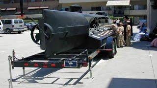 H. L. Hunley Civil War Submarine