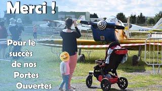 Journée Portes Ouvertes Aéroclub de Saintes 2019