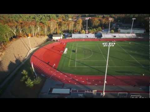 Gordon College Remote Aerial Video Tour Boston Massachusetts UAV