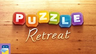 Puzzle Retreat: iOS / Android Gameplay Walkthrough Part 1 (by The Voxel Agents)