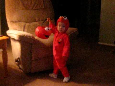 Halloween 2008 Elmo