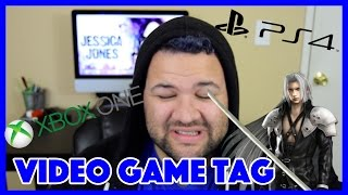 Video Game Tag | Tag Tuesday
