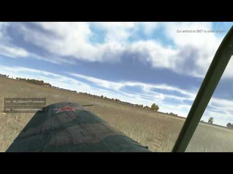 Il-2 BOS Wings of Liberty live 5/2/17