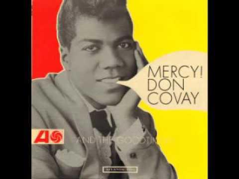 Don Covay - Mercy (full album)