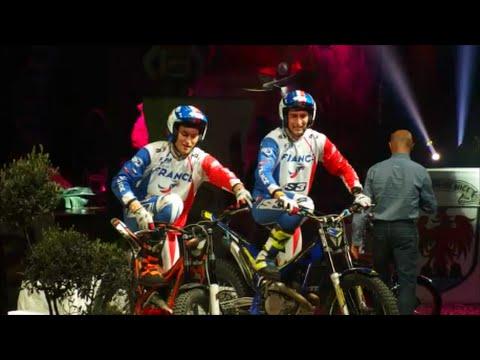 X-Trial des nations 2016 Alexandre Ferrer et Benoit Bincaz