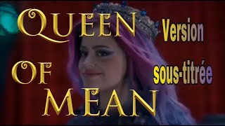 Queen of Mean Descendants 3 paroles en français