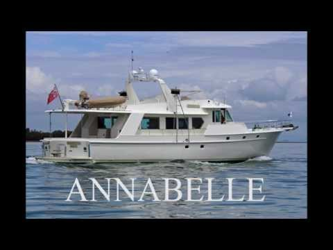 Annabelle - 78' Norman Wright Motor Yacht - Anchorline Yacht Brokers