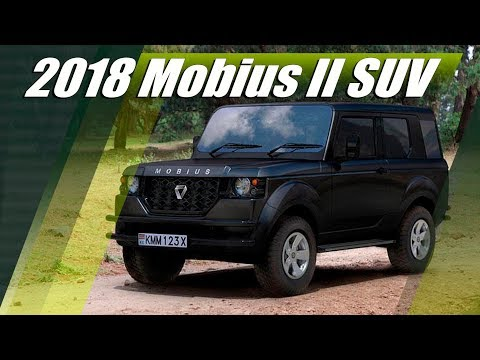 2018 Mobius II SUV Made In Africa