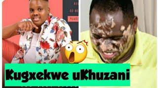 Kugxekwa Khuzani Mpungo ngokwenzela oThibela iParty yama qanda | Abantu bayagxeka bafwethu