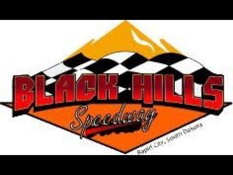 Dan Wheeler BMOD Black Hills Speedway, Rapid City SD 07/06/18