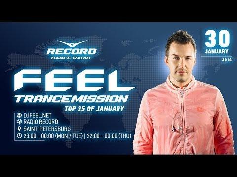 DJ Feel - Top 25 of January 2014 / Radio Record