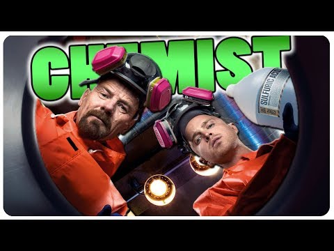 Respect The Chemistry, BASEMENT in 3D?! | The Chemist Gameplay (Free Demo)