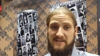 Стрижка бороды / barbershop чаплин