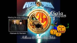 Gaia Epicus - Warrior (Helloween tribute)