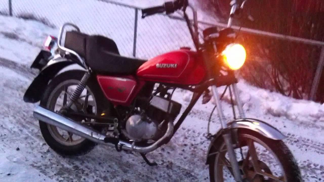 Suzuki Sbobber Parts