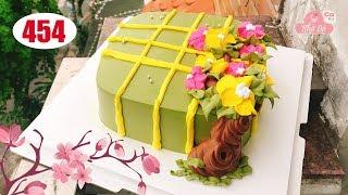 chocolate cake decorating bettercreme vanilla (454) Bánh Kem Bánh Chưng Xuân 2019 (454)
