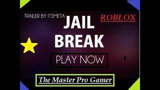 Roblox jailbrak con un amigo / TheMasterProGamer