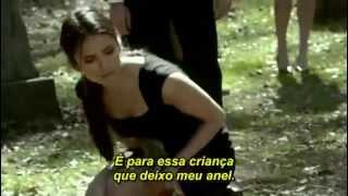 Carta do Jhon para Elena-The Vampire Diaries