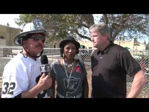 Raider Nation Salutes Veterans Across the Country